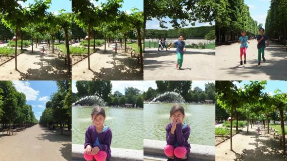 Tuileries Garden 2012
