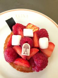 Day 2 / Tartelette aux Fruits Rouges